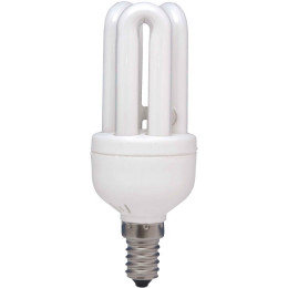 Bec Apollo Compact Fluorescent MINI 3UM12-E14 10000h