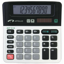 Calculator Apollo ACT-510