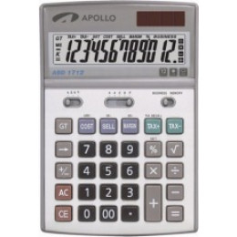 Calculator Apollo ASD-1712