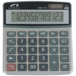 Calculator Apollo ASD-712