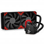 DEEPCOOL Liquid Cooler CAPTAIN 240 EX, Socket 775/1150/1151/2011/AM4/FM2/AM3