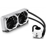 DEEPCOOL Liquid Cooler CAPTAIN 240 EX WHITE, Socket 775/1150/1151/2011/AM4/FM2/AM3