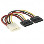 Gembird CC-SATA-PSY 2*Serial ATA 15 cm power cable