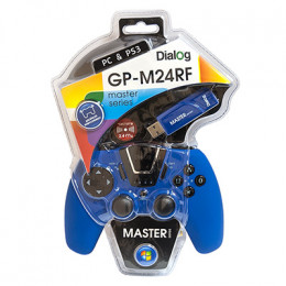 WiFi Joystick Gamepad GP-M24 RF BLUE