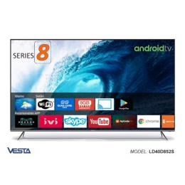 VESTA LD40D852S, FHD DVB-T/T2/C AndroidTV