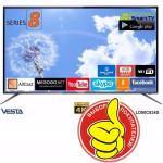 VESTA SmartTV2.0 LD50C834S, DVB-C/T/T2(+CI), 4K