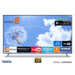 VESTA LD50C854S, UHD DVB-T/T2/C CI+ AndroidTV 7.1