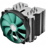 DEEPCOOL Cooler LUCIFER V2, Socket 775/1150/1151/2011/FM2/AM3