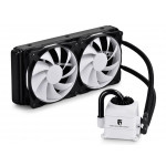 DEEPCOOL Liquid Cooler MAELSTROM 240T White, Socket 775/1150/1151/1155/2011/FM2/AM3