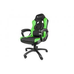 Игровое кресло Genesis Chair Nitro 330, Black-Green