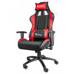 Игровое кресло Genesis Chair Nitro 550, Black-Red