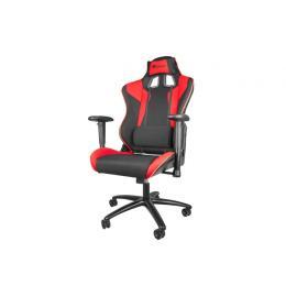 Игровое кресло Genesis Chair Nitro 770, Black-Red