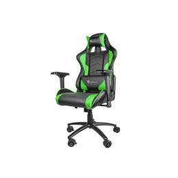 Игровое кресло Genesis Chair Nitro 880, Black-Green