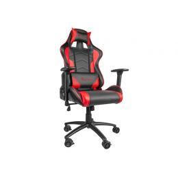 Игровое кресло Genesis Chair Nitro 880, Black-Red