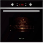Cuptor electric TORNADO TR65112 D9 Black