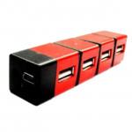 Gembird UHB-CT05 USB 2.0 hub 4 USB