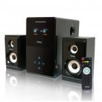 Sisteme acustice Dialog Progressive 2.1 AP-220 black, 30W+2*15W RMS