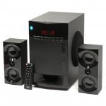 Sisteme acustice Dialog Progressive 2.1 AP-230 BLACK, Bluetooth, 35W+2*15W RMS