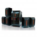 Sisteme acustice Dialog Progressive 5.1 AP-540 BLACK, 40W+5*12W RMS