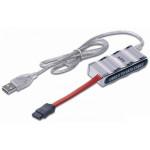 Adaptor GEMBIRD AUS01 cu USB 2.0 la SATA
