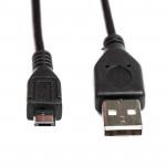 Cable Dialog HC-A2718, microUSB B (M) - USB A (M), V2.0, 1.8m