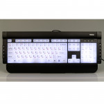 Tastatură cu iluminare din spate Dialog KK-L06 Black