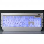 Tastatură cu iluminare din spate Dialog KK-L06 White