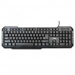 Tastatura Dialog KM-015U Black