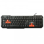 Tastatura Dialog KM-015U Black-Red