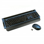 Kit wireless Dialog Katana KMROK-0517U BLUE