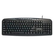 Tastatură Nakatomi KN-11U Black