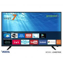 VESTA LD40D762S, HD DVB-T/T2/C AndroidTV 7.1