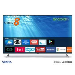 VESTA LD40D855S, CI DVB-C/T/T2 + AndroidTV 7.0