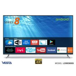 VESTA LD50D855S 4K DVB-T/T2/C (Ci+) AndroidTV 7.1