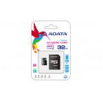 ADATA microSDHC 32Gb UHS-I, Class10