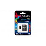 ADATA microSDXC 64Gb UHS-I, Class10