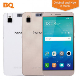 Original Huawei Honor 7i ATH-AL 5.2'' 1080P FDD LTE 4G Android 5.1 Snapdragon Octa Core 13MP Rotating Camera Metal Phone Stock