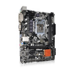 MB ASRock H110M-DVS R2.0 (Intel H110, mATX, S1151)