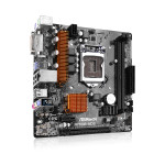 MB ASRock H110M-HDS (Intel H110, mATX, S1151)