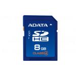8Gb SDHC ADATA Class4