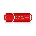 16Gb USB3.0 Flash Drive ADATA, DashDrive UV150, red