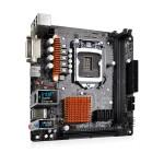 MB ASRock H110M-ITX (Intel H110, mini-ITX, S1151)