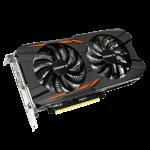 Gigabyte GV-N105TWF2OC-4GD 1.0 (GeForce GTX 1050Ti 4G DDR5)