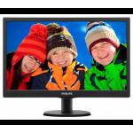 "Monitor 18.5"" WideScreen 0.30 Philips 193V5LSB2, W-LED, 1366*768@60"