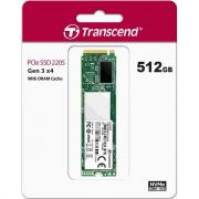 Transcend 220S, M.2 NVMe SSD 512GB, PCIe3.0 x4 / NVMe1.3
