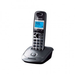 Радиотелефон Panasonic KX-TG2511UAM, Marble, AOH, Caller ID, LCD, Sp-phone