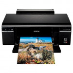 Printer Epson Stylus Photo P50, A4, 38ppm, 5760x1440, Wi-Fi