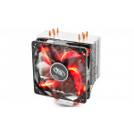 DEEPCOOL Cooler GAMMAXX 400 Red, Socket 775/1150/1151/2011/AM4/FM2/AM3
