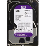 6.0TB-SATA- 64MB Western Digital Purple (WD60PURZ)