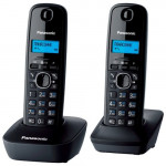 Радиотелефон Panasonic KX-TG1612UAH, Grey, AOH, Caller ID